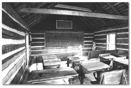 1895 classroom